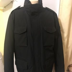 Other - Men's jacket Tumi. Black in excellent condition.